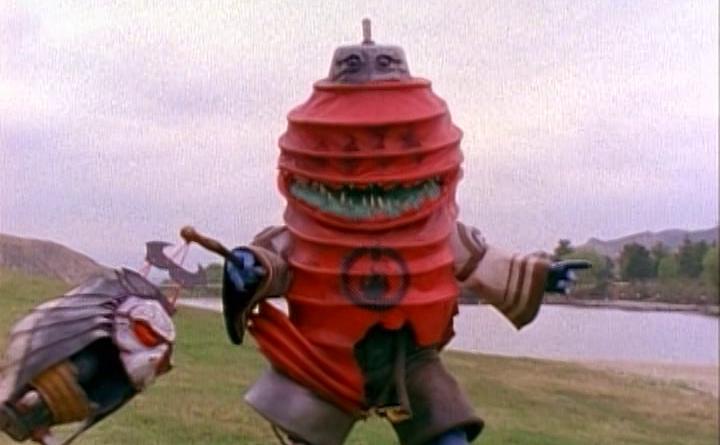 Power Rangers - 3x09 - Passing the Lantern