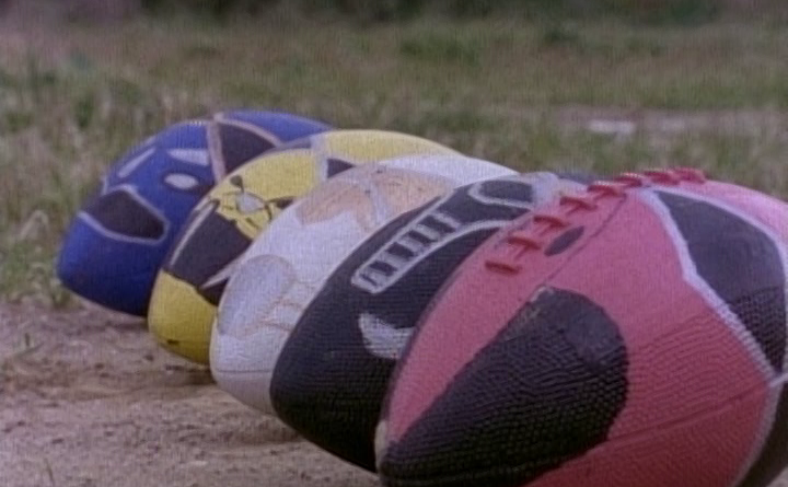 Power Rangers - 3x11 - Fourth Down and Long
