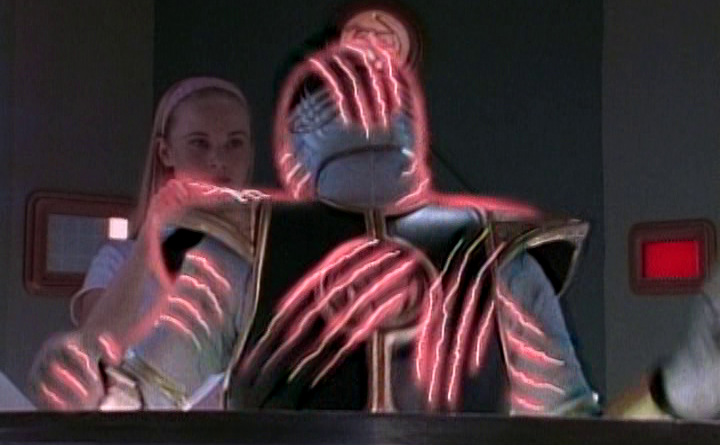 Power Rangers - 3x18 - Changing of the Zords (1)