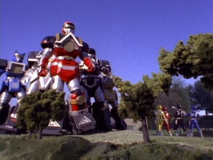Changing of the Zords (3)