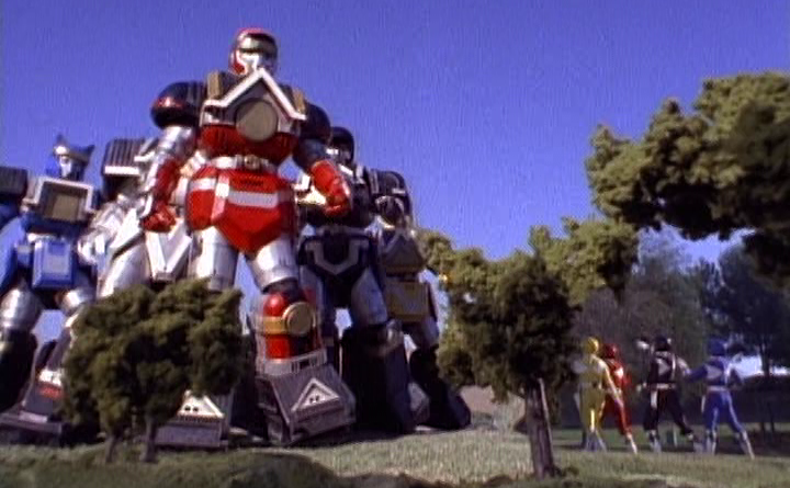 Power Rangers - 3x20 - Changing of the Zords (3)