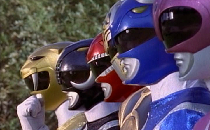 Power Rangers - 3x28 - Master Vile and the Metallic Armor (1)