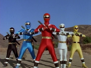 Alien Rangers of Aquitar, Part 2