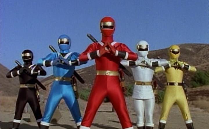 Power Rangers - 3x35 - Alien Rangers of Aquitar (2)