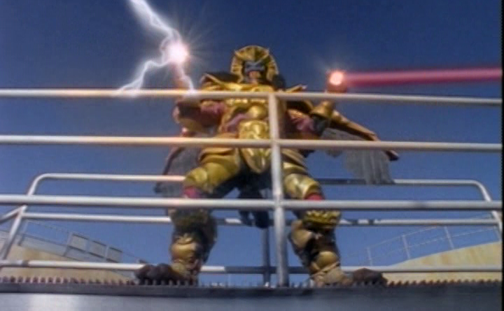 Power Rangers - 3x36 - Climb Every Fountain