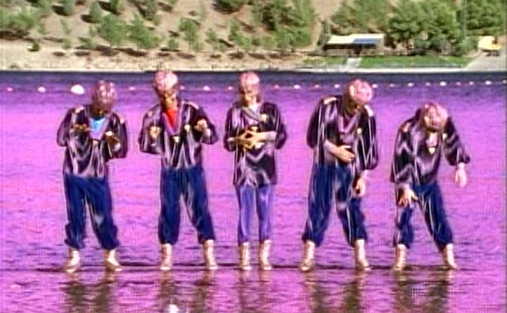 Power Rangers - 3x37 - The Alien Trap