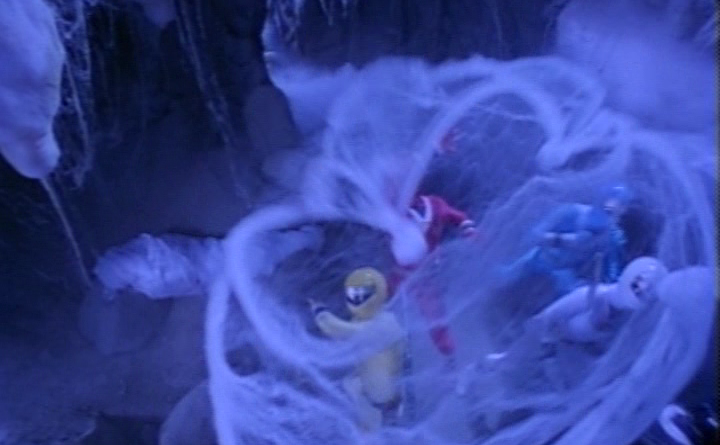 Power Rangers - 3x40 - Along Came a Spider