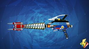 Spiral Saber Booster Mode