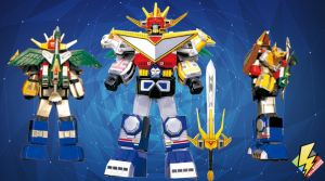 Orion Galaxy Megazord