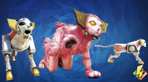 Wildcat Galactabeast
