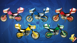 Zeo Jet Cycles