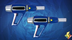 Turbo Hand Blasters