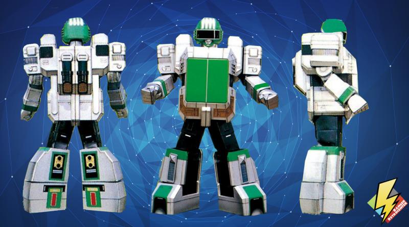 Super Zeozord IV