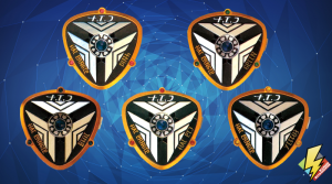 Time Force Badge