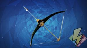 Black Shogunzord Bow