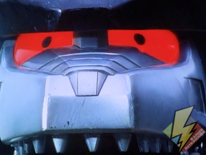 Dragonzord energized with evil