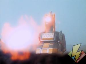 Griffin fireball attack
