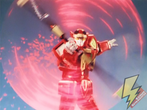 Red Dragon staff attack