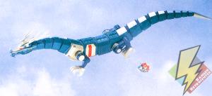 Thunderzords fly past Serpentera
