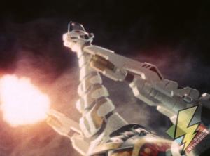 Titanus firing its cannons