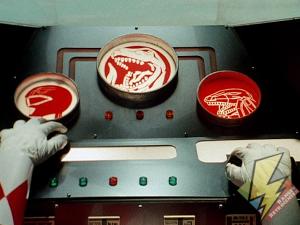 Tyrannosaurus cockpit controls