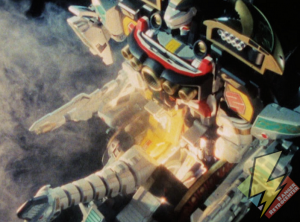 Ultrazord forming