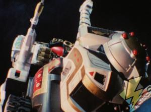 Ultrazord ready for battle