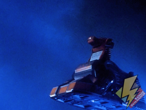 The new Griffin Thunderzord