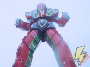 Red Dragon transformed