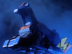 The new Unicorn Thunderzord