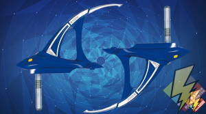Blue Shark Fighting Fins