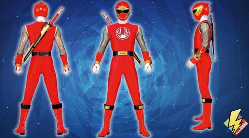Red Wind Ranger