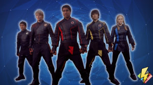 Ninja Storm Teens