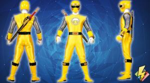 Yellow Wind Ranger