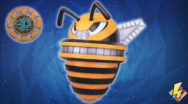Power Sphere 10: Bee Spinner