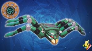 Power Sphere 12: Spider Catcher