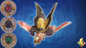 Power Sphere 15/16/17: Ninja Firebird