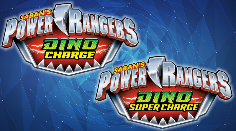 Power Rangers Dino Charge / Dino Super Charge