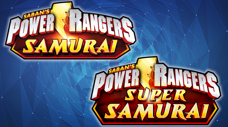 Power Rangers Samurai / Super Samurai