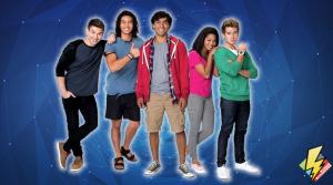 Dino Charge Teens