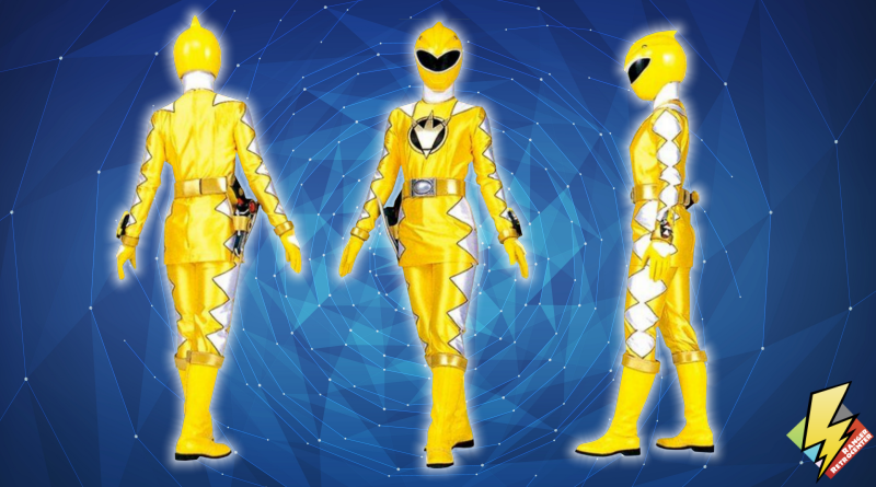 Yellow Dino Ranger