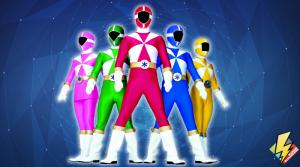 Lightspeed Rangers