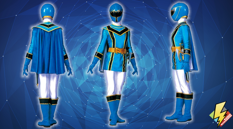 Blue Mystic Force Ranger – Ranger Retrocenter