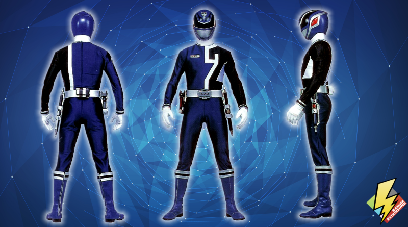 S.P.D. Blue Ranger