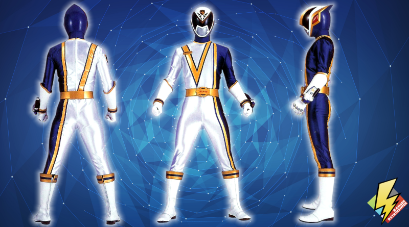 S.P.D. Omega Ranger