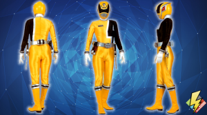 S.P.D. Yellow Ranger