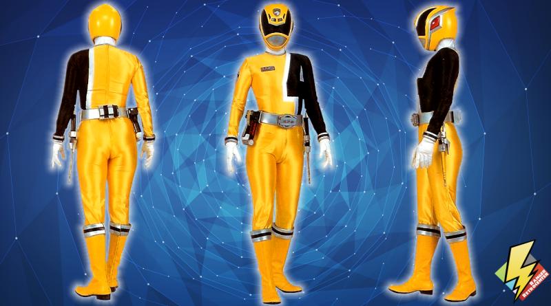 S.P.D. Yellow Ranger