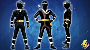 Black Aquitar Ranger