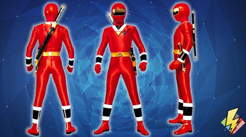 Red Aquitar Ranger