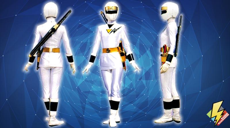 White Aquitar Ranger
